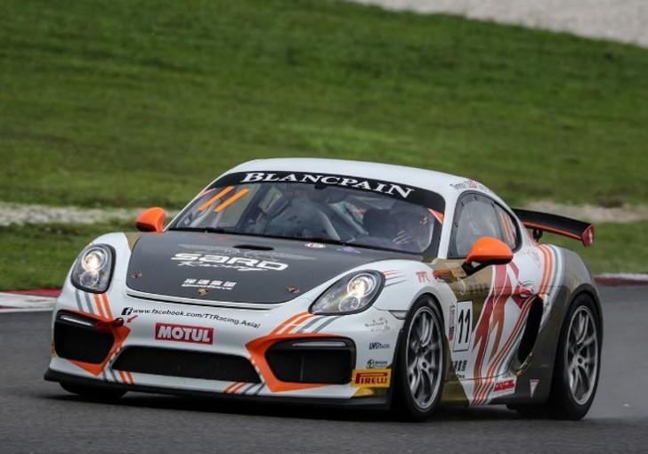 海外レース他 | SARDがブランパンGTシリーズ・アジアにジョイント参戦。開幕戦セパンで4位入賞