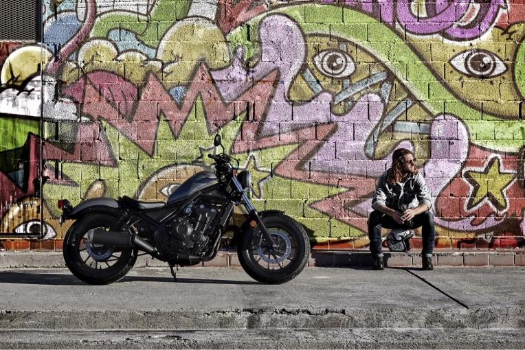 MotoGP | ホンダ、国内仕様の新型クルーザーモデル『レブル250』と『レブル500』を4月17日発売