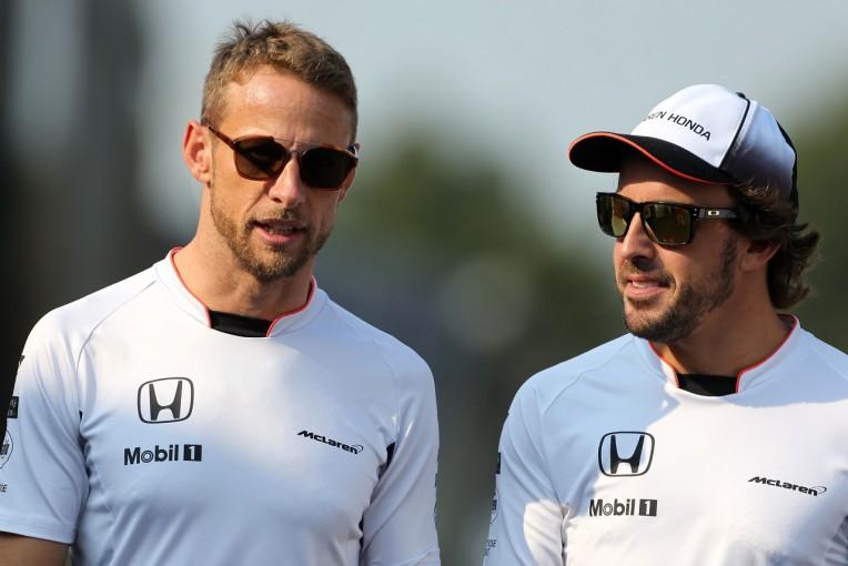 F1 | 「バトンの復帰/アロンソの欠場は1戦のみ」とチームは強調。F1モナコ&インディ500での好結果の週末を期待