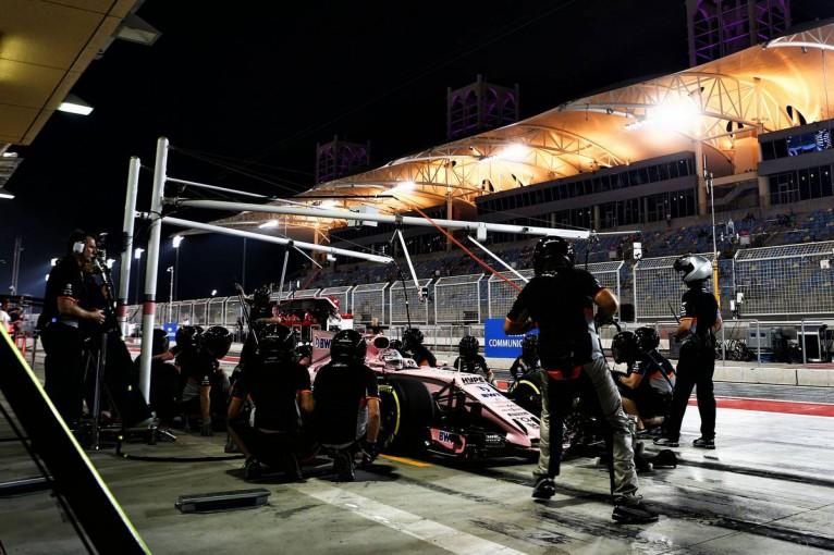 F1   【タイム結果】F1第3戦バーレーンGP フリー走行2回目