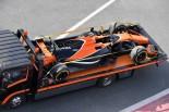 2017年第3戦バーレーンGP ストフェル・バンドーン(マクラーレン・ホンダ)にトラブル