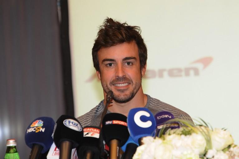 F1   マクラーレン「アロンソ、ホンダと関係を続けたい」。インディ500参戦は契約延長が目的か