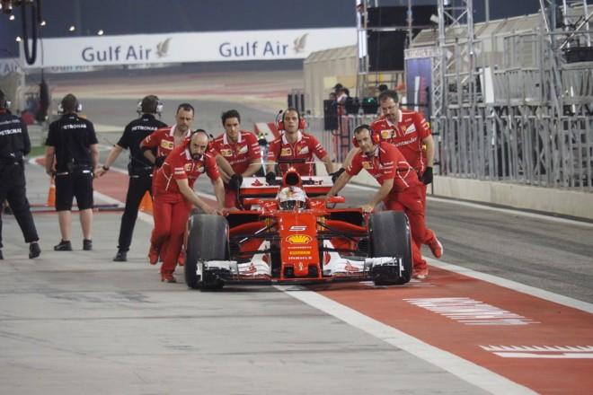 F1バーレーンGP現地情報 1回目