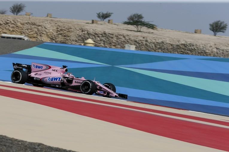 F1 | ペレス「コンディションの変化のなかで方向性を見失った感じ」:フォース・インディア F1バーレーンGP金曜