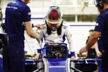 F1   ウェーレイン「やっと復帰できた。遅れを取り戻すためにひたすら走りこんだ」ザウバー F1バーレーン金曜