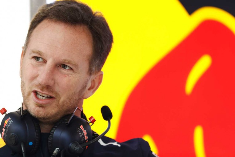 F1 | レッドブルF1代表、フェルスタッペンの事故を受けTウイング禁止を改めて要求