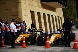 F1バーレーンGP、予選Q3に進出したルノー勢