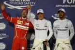 F1バーレーンGP予選 バルテリ・ボッタスがポールポジション