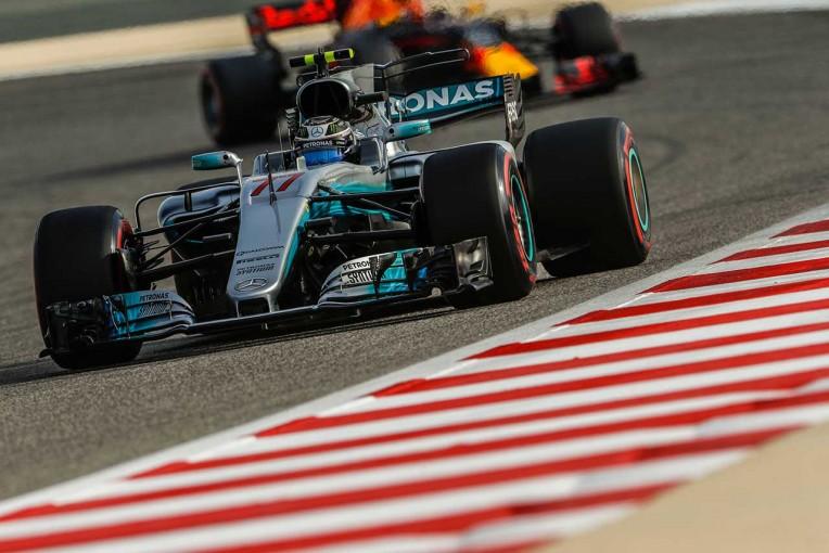 F1 | 各ドライバー予選順位通りにスタート/F1バーレーンGP正式グリッド