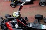 FIAヨーロピアンF3 第1戦シルバーストン レース2を制したジョエル・エリクソン(モトパーク)