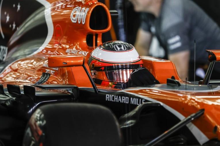 F1 | バンドーン「連続Q1敗退は残念だが現状ではこれが精いっぱい」:マクラーレン・ホンダ F1バーレーンGP土曜