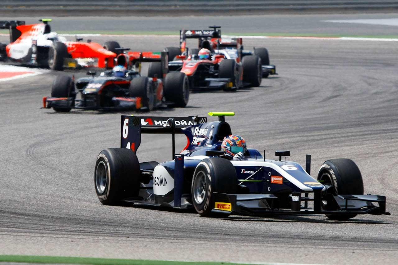 2017F2第1戦バーレーン決勝レース1