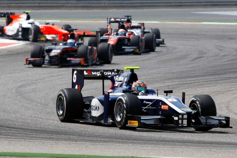 海外レース他 | F2第1戦バーレーン決勝1:マルケロフ逆転優勝。松下信治は8位でレース2のポールを獲得