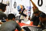 2017年第3戦バーレーンGP フェルナンド・アロンソ(マクラーレン・ホンダ)