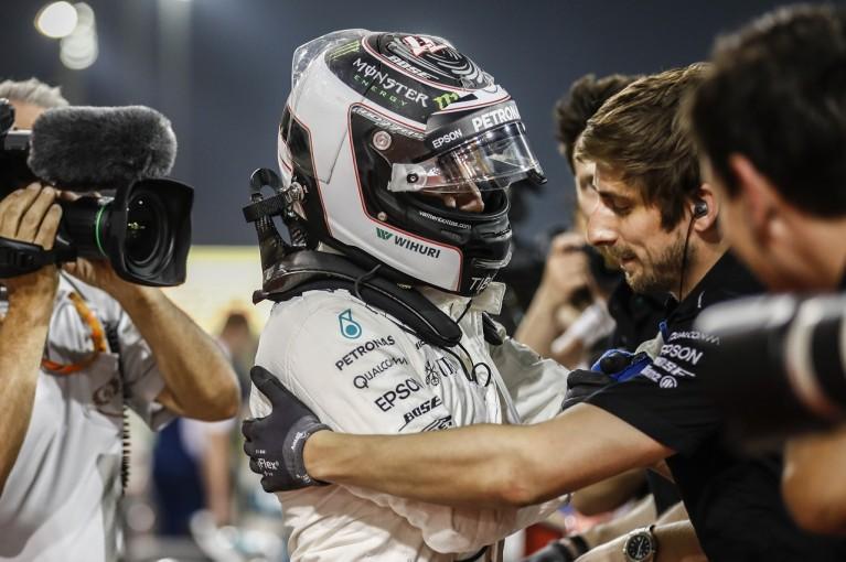 F1 | ボッタス初PP「フィンランドにとって約10年ぶりの快挙と知って余計誇らしい」メルセデス F1バーレーン土曜