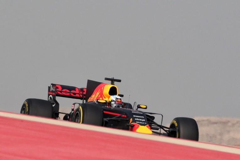 F1 | リカルド「フェラーリに勝って2列目とはうれしい驚き」:レッドブル F1バーレーンGP土曜