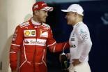 F1 | ベッテル「メルセデスとのタイム差を見て落ち込んだ」:フェラーリ F1バーレーンGP土曜
