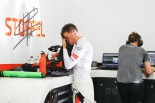 2017年第3戦バーレーンGP ストフェル・バンドーン(マクラーレン・ホンダ)