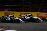 終盤まで競り合ったメルセデスの2台