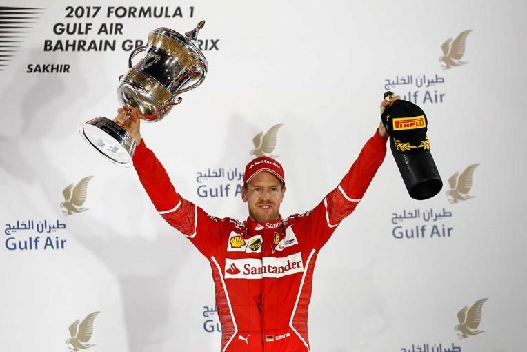 F1   【動画】F1第3戦バーレーンGP決勝ハイライト