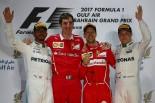 F1バーレーンGP決勝トップ10ドライバーコメント