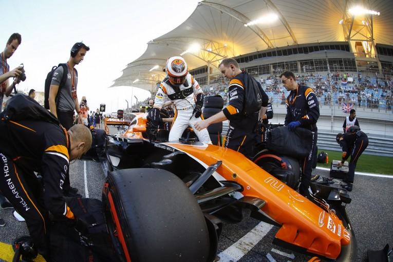 F1 | ホンダ「苦渋の決断。バンドーンのPUに水圧の問題発見、出走を断念」/F1バーレーンGP日曜