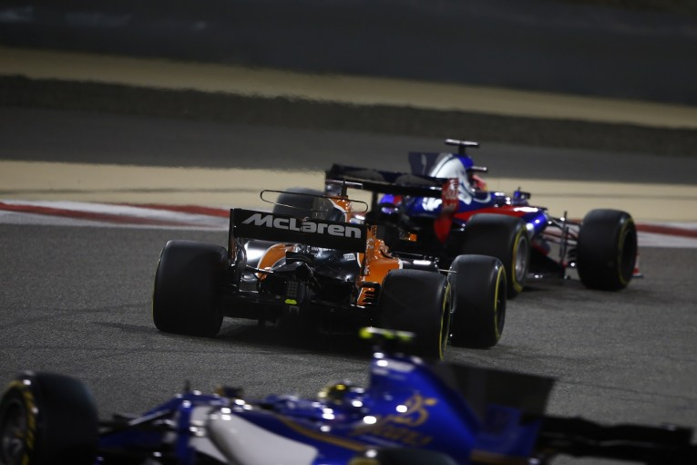 F1 | マクラーレン「言葉がない。連続するトラブルを止められず、ますますひどい決勝日に」/F1バーレーンGP日曜