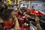 F1 | 勝者ベッテル「夢のようなマシンで、メルセデスを混乱させることに成功した」フェラーリ F1バーレーン日曜