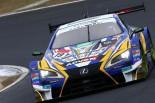 スーパーGT | LEXUS TEAM WedsSport BANDOH スーパーGT第1戦岡山 レースレポート