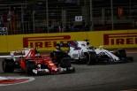 F1 | ライコネン「スタート失敗で最悪の流れに。セーフティカーも不運」:フェラーリ F1バーレーンGP日曜
