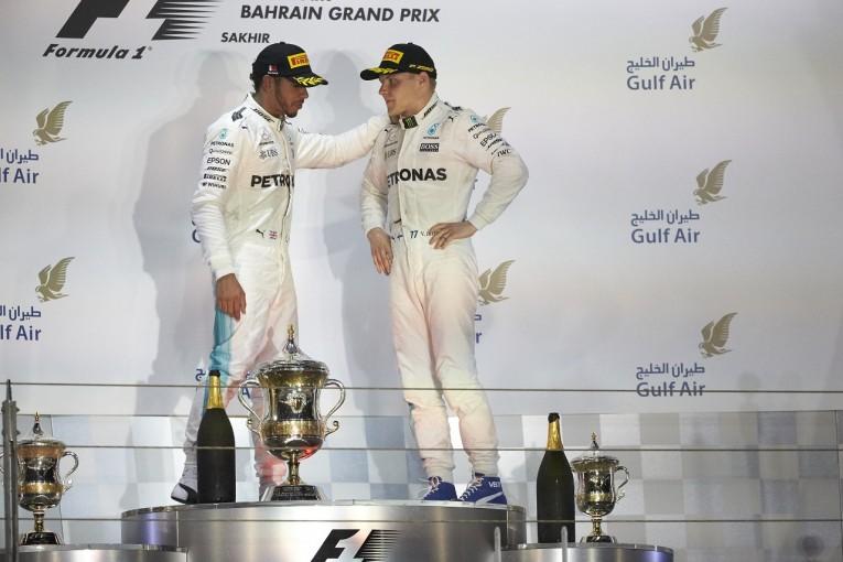F1 | ボッタス「チームオーダーを受けることほど辛いことはない」:メルセデス F1バーレーンGP日曜