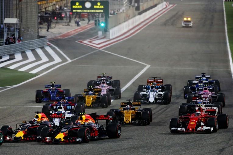 F1 | リカルド「レース序盤はメルセデスに勝てると本気で思っていた」:レッドブル F1バーレーンGP日曜