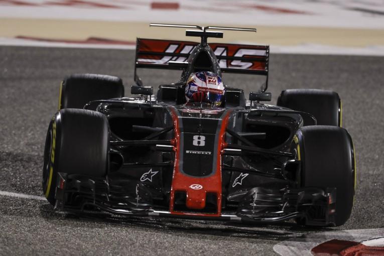 F1 | グロージャン「今季初入賞。でもSCでペレスに負けたのが残念」:ハースF1 バーレーンGP日曜
