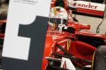 F1バーレーンGP ベッテル完勝でシリーズリーダーに浮上
