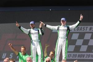 16年シーズンはシュコダ・ファビアR5を駆りWRC2のシリーズチャンピオンを獲得したエサペッカ・ラッピ