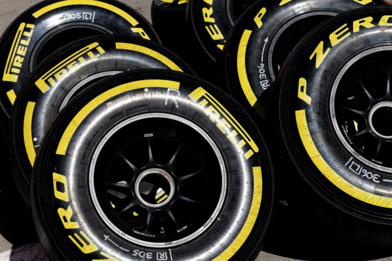 F1   ピレリ「ソフトとスーパーソフトを用いた数種類の2ストップ作戦が展開された」