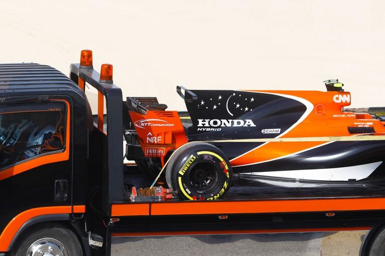 F1 | F1 Topic:今後のペナルティは必至、バーレーンでホンダPUに起きた深刻な問題