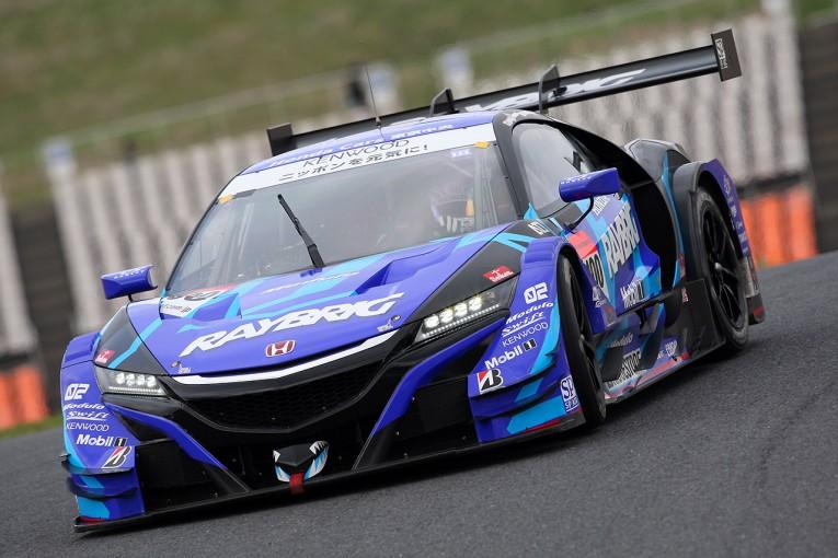 スーパーGT | スーパーGTタイヤテスト:2日目はドライでRAYBRIG NSX-GTがトップタイム