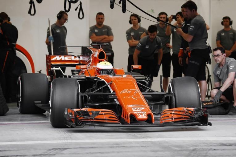 F1 | 【F1合同テスト・タイム結果】ホンダに再びトラブル発生/バーレーン1日目