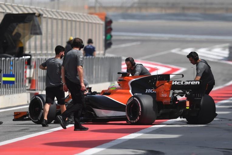 F1 | ホンダF1「トラブル再発に落胆。ロシアGPまでには解決したい」:バーレーンテスト1日目
