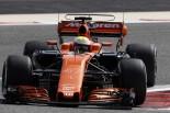 2017年F1バーレーンテスト1日目 オリバー・ターベイ(マクラーレン・ホンダ)