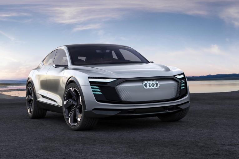 クルマ | アウディ、上海ショーで新型EV『e-tron Sportback concept』発表。19年より生産開始