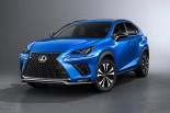 クルマ | レクサス、デザインと走りを進化させた新型『NX』を上海ショーで世界初公開
