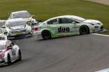 レース1表彰台のロブ・オースティンは、レース2はアクシデントに巻き込まれ下位に沈む