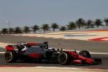 インシーズンテストではカーボン・インダストリー製のブレーキを使用