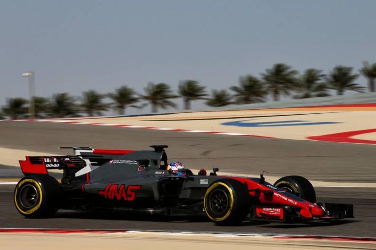 F1 | ハースF1、バーレーンGPで使用した改良版ブレンボを評価するもテストでは別メーカー製品を搭載