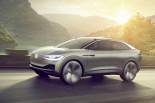 クルマ | VW、完全自動運転モード搭載の新型クロスオーバーEV『I.D.クロス』世界初公開