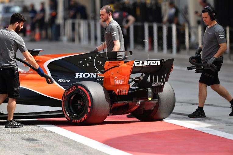F1 | ホンダF1「今季パワーユニットのポテンシャルを信じている」暫定的措置でノートラブル、解決の方向性を確認