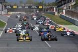 『FIAマスターズ・ヒストリックF1選手権』はヨーロッパで60台以上のエントリーを集める