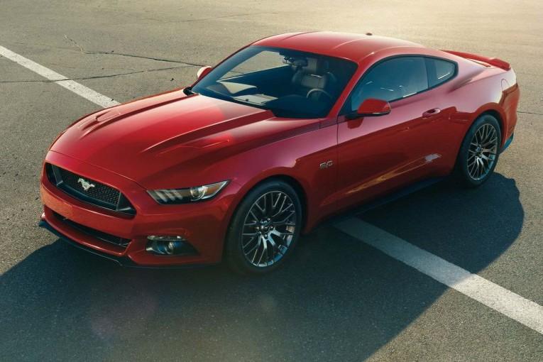 海外レース他 | 豪州SC:ニッサンGT-Rに対抗? フォードは2018年に『マスタング』へスイッチか